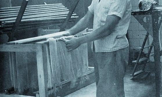 Trafila in bronzo e passione, l'arte della pasta artigianale secondo Masciarelli