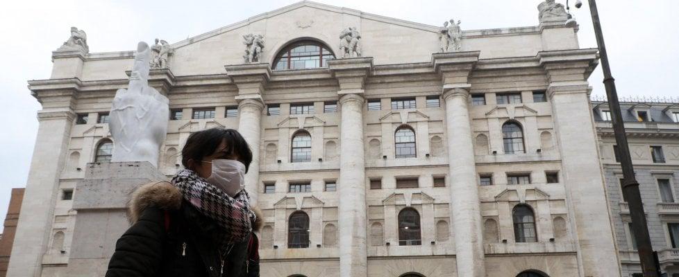 La Bce delude i mercati, Borse Ue a picco: Milano a -16,92%, peggiore  chiusura di sempre. Vola lo spread. La Fed inietta 1.500 miliardi ma Wall  Street perde il 10%: crollo record