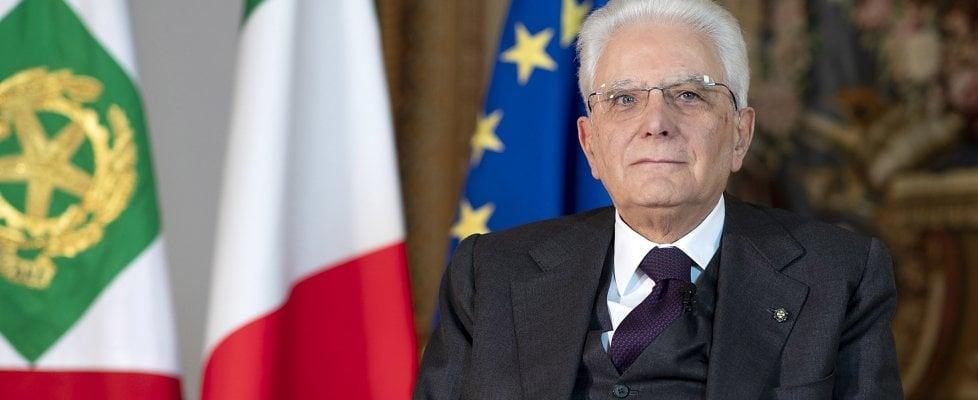 """Coronavirus, monito di Mattarella all'Europa: """"All'Italia serve solidarietà, non ostacoli"""""""