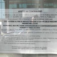 Emergenza coronavirus, sportelli Inps chiusi ed Entrate aperte solo su appuntamento