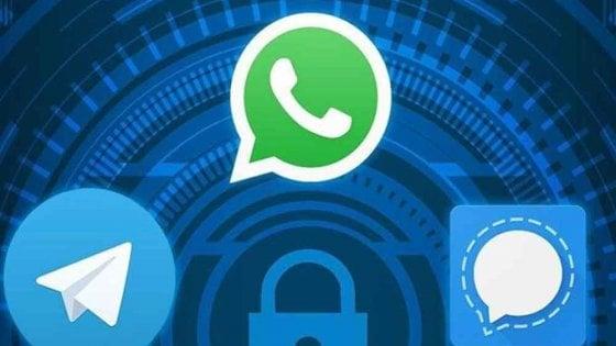 Signal, Telegram e WhatsApp: il meglio e il peggio delle app per chattare