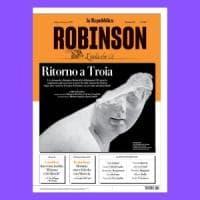 Su Robinson, ritorno a Troia. Il sogno di Schliemann e l'Iliade di oggi