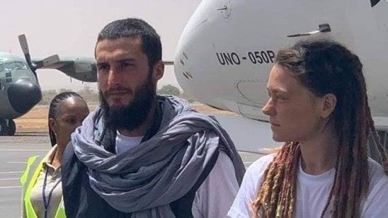 """La Farnesina: """"Libero l'italiano rapito in Mali e la sua compagna canadese"""""""