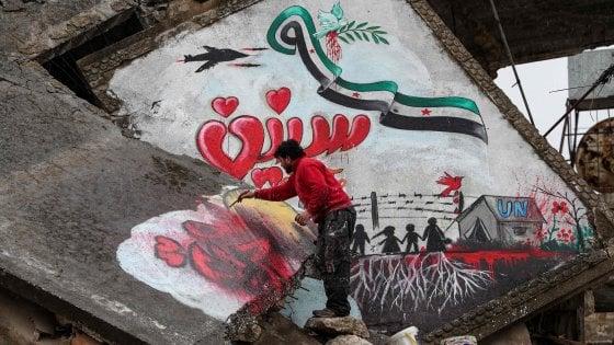 Siria, 10 anni di guerra: 384 mila morti e 11 milioni di profughi