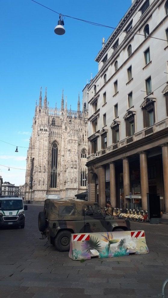 Running nella Milano del coronavirus: silenzi, respiri e una lezione per il futuro di tutti noi