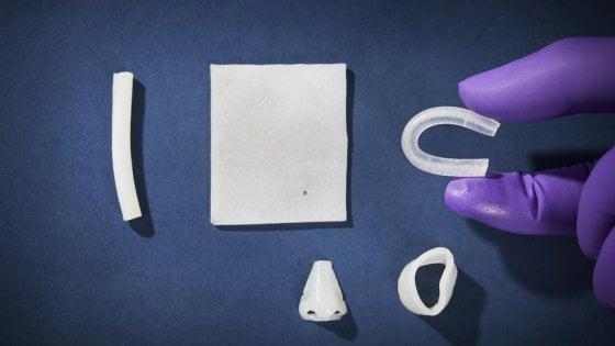 Creato il tessuto umano sintetico: simile a gomma, servirà per ricostruzioni