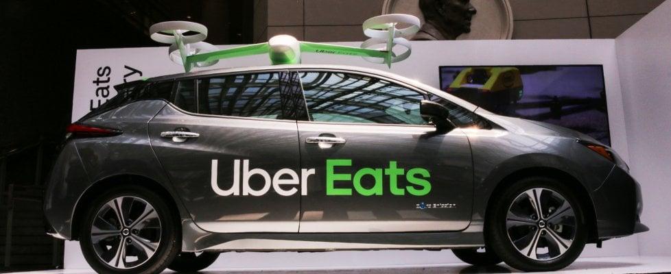 Auto a guida autonoma: i prototipi di Uber tornano su strada
