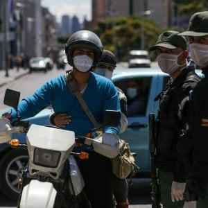 Controlli a Caracas
