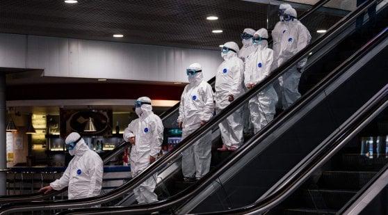 """Coronavirus: 100mila casi in Europa. L'Onu:""""Rischio milioni di morti"""".  Trump contro la Cina: """"Colpa di Pechino"""""""