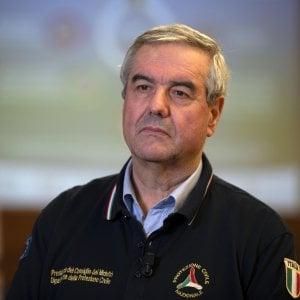 """Coronavirus, Borrelli: """"Oggi 4.670 positivi, 627 morti e 689 guariti"""""""