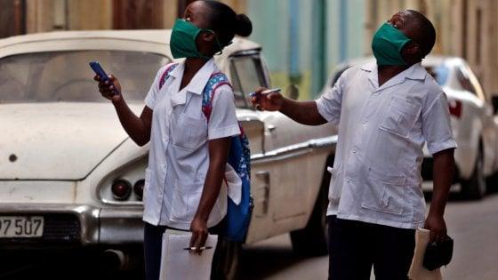 Coronavirus, Cuba in soccorso dell'Italia: 52 medici e infermieri in arrivo a Crema