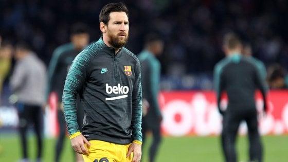 Coronavirus, Barcellona: accordo tra giocatori e club su taglio stipendi