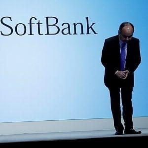 Il ceo di SonftBank Masayoshi Son
