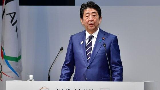 """Olimpiadi Tokyo 2020, il premier Abe apre all'ipotesi rinvio. Canada e Australia: """"Non invieremo nostri atleti"""""""