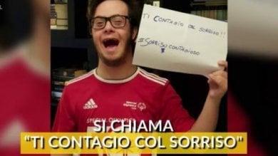 """""""Ti contagio col sorriso"""", la campagna social di Special Olympics contro il Coronavirus"""