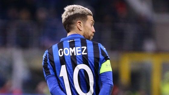 """Coronavirus, Atalanta; Gomez: """"Sarà difficile tornare a giocare"""""""