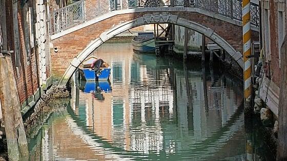 Coronavirus. Venezia deserta rinvia il ticket di ingresso di un anno