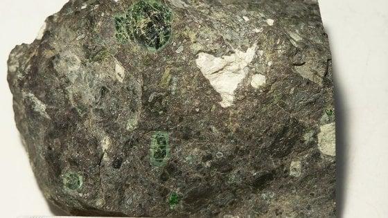 Nei diamanti tracce di un continente perduto