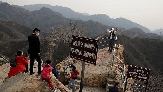 Coronavirus. Cina, riapre la prima sezione della Grande Muraglia. Era chiusa da due mesi