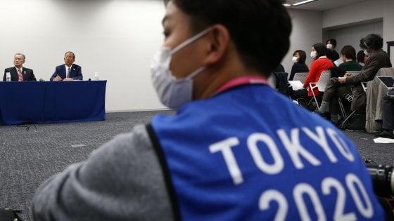 """Tokyo 2020 slitta, Malagò: """"Forse in primavera"""". Pellegrini: """"Speriamo il fisico regga"""". Tortu: """"La salute prima di tutto"""""""
