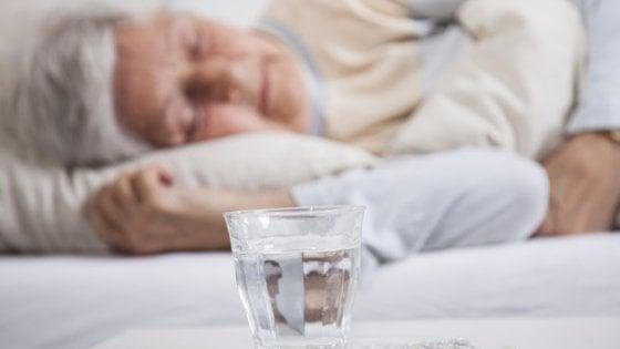 Anziani, se troppo sonno diventa la spia di diabete e problemi di cuore