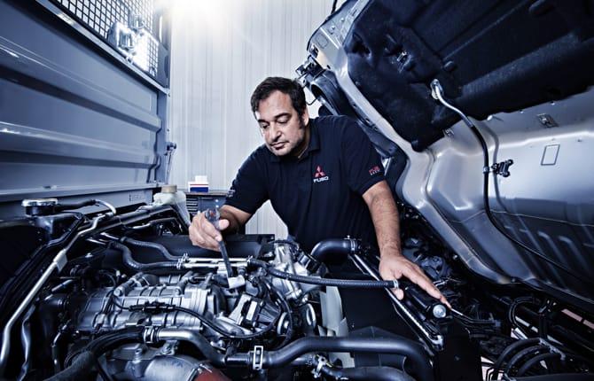 Daimler Trucks & Buses mantiene attiva la sua rete di assistenza
