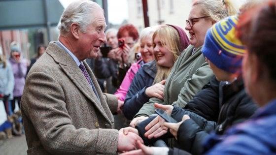 Coronavirus, il principe Carlo d'Inghilterra positivo al test