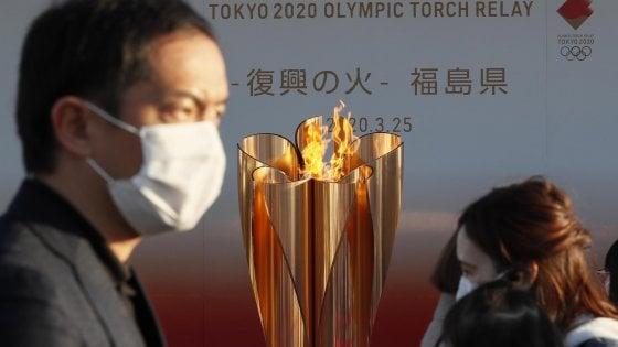 """Tokyo 2020: stop al viaggio della fiaccola in Giappone, Trump: """"Saggio rinviare Giochi"""""""