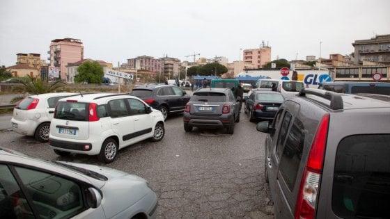 Coronavirus, stretto di Messina: un centinaio attende ancora di imbarcarsi