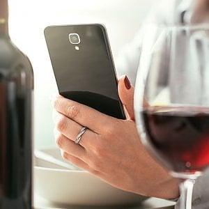 Il vino diventa social: la degustazione è virtuale