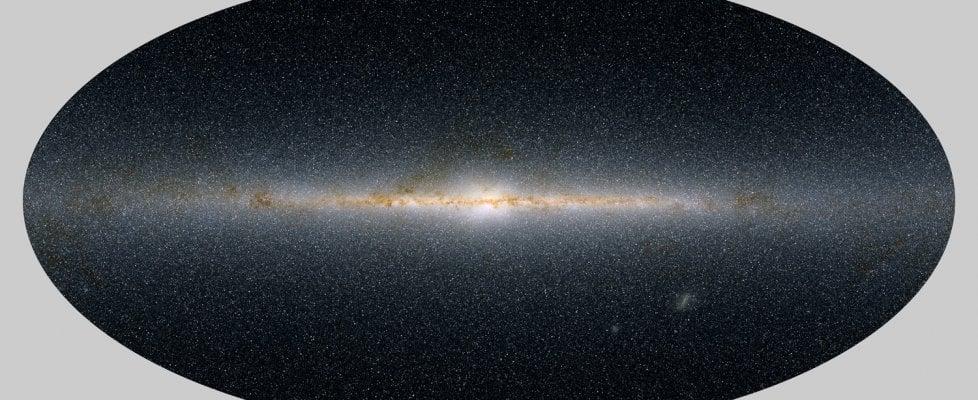 La Via Lattea è più grande del previsto, c'è molta materia oscura