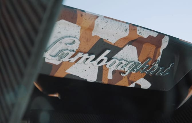 Lamborghini Hypercar, primi vagiti