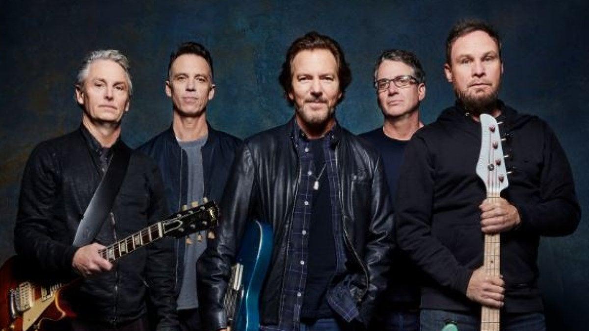 Pearl Jam, ecco 'Gigaton', il nuovo album che si tuffa nel passato per ...