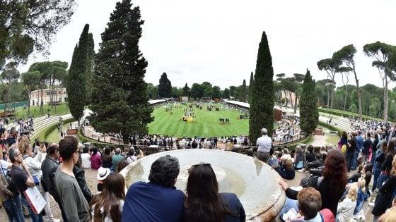 Coronavirus, Equitazione: annullato il concorso di Piazza di Siena