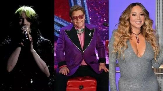 Coronavirus, Elton John guida le star al concerto benefico Usa