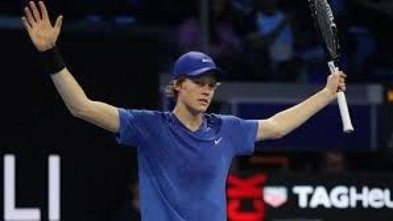 """Tennis, i due sogni di Sinner: """"Vincere gli Us Open e battere Federer a Wimbledon"""""""