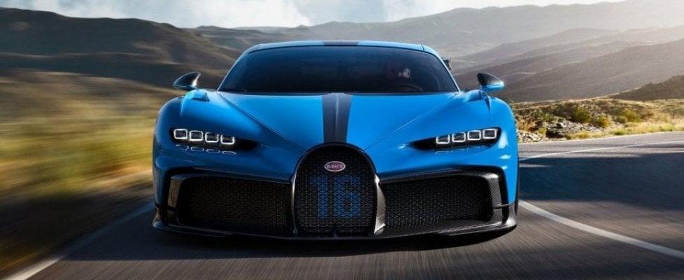 Bugatti show tra tradizione e innovazione tecnologica