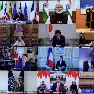 Il G20 lancia il Whatever it takes contro il virus. Iniettati 5000 miliardi nell'economia