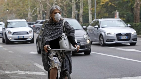"""""""Senza traffico e con blocco calo fra il 5-7% delle emissioni di gas serra nei primi tre mesi"""""""