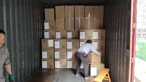 Coop, 2 milioni di dispositivi medici per la Protezione civile in arrivo