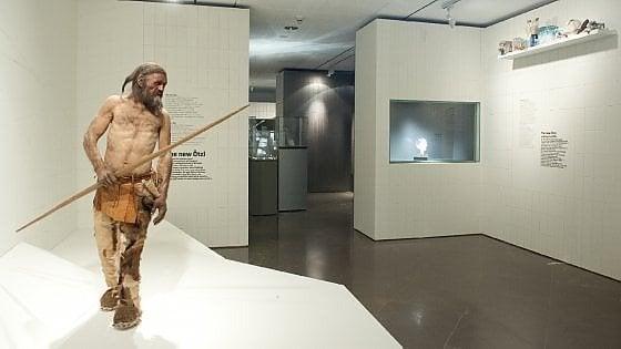 Guardando Otzi da casa: online il database dell'Uomo di Similaun