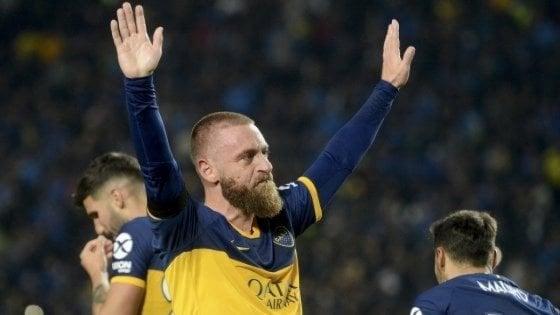 Boca, Burdisso: ''Il titolo è anche di De Rossi, ha dato un grande contributo''
