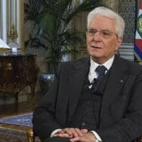 """Mattarella, il discorso integrale: """"Anche stavolta riusciremo a ricostruire. L'Ue capisca..."""