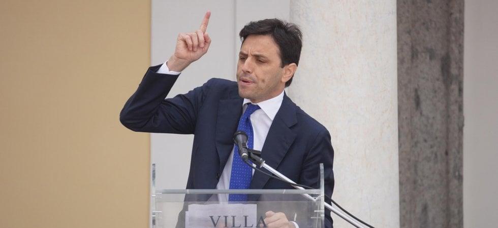 """Buonajuto, sindaco di Ercolano: """"Nel mio Comune consento la spesa solo in ordine..."""