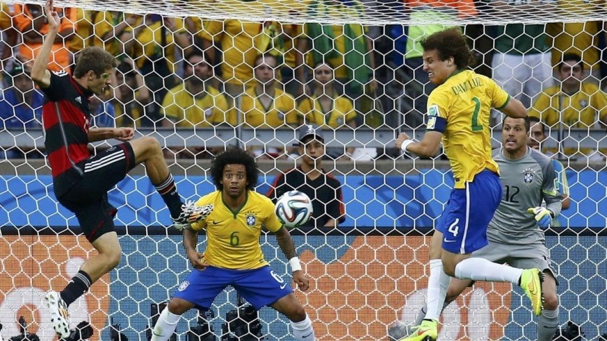 Coronavirus: le reti dell'umiliante Brasile-Germania 1-7 finanziano l'ospedale di Belo Horizonte