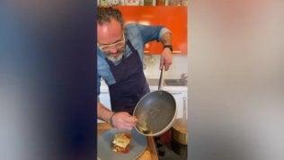 Il merluzzo con carciofi: la ricetta dello chef Luigi Pomata