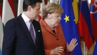 Eurobond, si allarga il fronte: quattordici Stati contro la Merkel