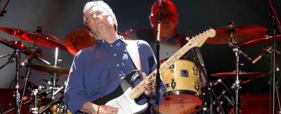 Eric Clapton, i 75 anni di una leggenda del blues