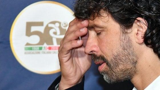 """Tommasi: """"Prendiamo atto che la stagione forse è finita"""""""