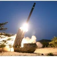 Corea del Nord, quarto lancio missilistico. Ma Kim non c'è